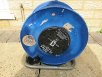 All Weather Cable -Electric Cable Reel - 50 Metres