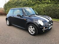 2005 MINI ONE 1.4 D DIESEL FULL SERVICE HISTORY FACTORY XEXON PACK cooper s