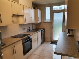 3 bedroom house with off street parking situated in Palmers Green on a quiet residential Road