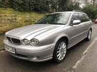 Jaguar x-Type Estate 2.0 2 OWNERS AND ONLY 108,000