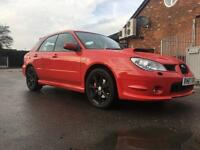 CHEAP, Bargain, Car, 2007 Subaru Impreza WRX 2.5l TURBO, MOT, FULLY SERVICED