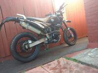 2015 Sinnis Apache 125 Supermoto