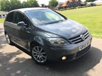 VW VOLKSWAGEN GOLF PLUS GT 2.0 TDI DSG AUTOMATIC TIMING BELT + WATER PUMP DONE FULL SERVICE HISTORY