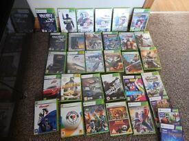 X-Box 360 Games for Sale 33 in total (various) see photo