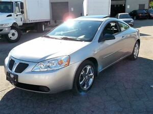 2006 Pontiac G6 GT,Accident Free,Leather sunroof ,104000 kms