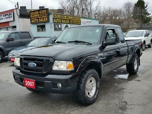 2007 Ford Ranger low km-sale price