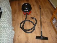 Henry HVR200/12 numatic vacumn cleaner with all attachments