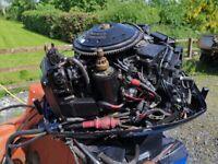 Evinrude 90hp 2 Stroke Boat / Marine Engine