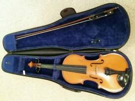 Violin for Sale paid £249