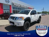 2015 Nissan Titan PRO-4X,LIFTED,$250 Bi-Wkly,$19200 off