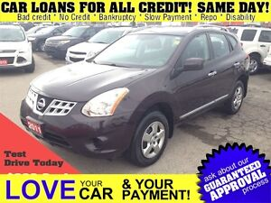 2011 Nissan Rogue S * AWD * LOW KMS