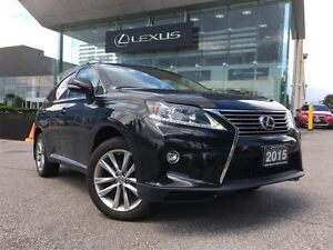 2015 Lexus RX 350 Sportdesign AWD Backup Cam Leather Sunroof