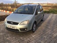 Ford focus c max only £795
