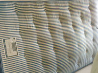 Double sized used mattress - with signs of wear