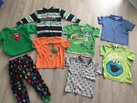 Boys bundle clothes 3-4 years