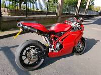 Ducati. 749