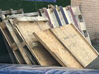 Wooden Pallets - Hillington