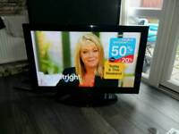 "42"" Panasonic full hd freeview tv"