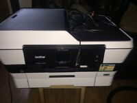 Brother MFC-J6720DW printer - used in perfect condition