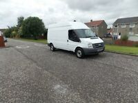 FORD TRANSIT VAN LWB (6 SPEED)