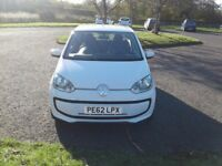 VW UP, Move up Bluemotion Technology, Zero Tax, Accident Damage/Salvage
