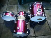 Ludwig 16 inch bass kit