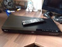 LG BD550 Blu-Ray Player For Sale
