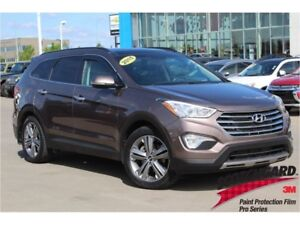 2015 Hyundai Santa Fe XL Limited 6-Pass| Sun| Nav| H/C Leath| He