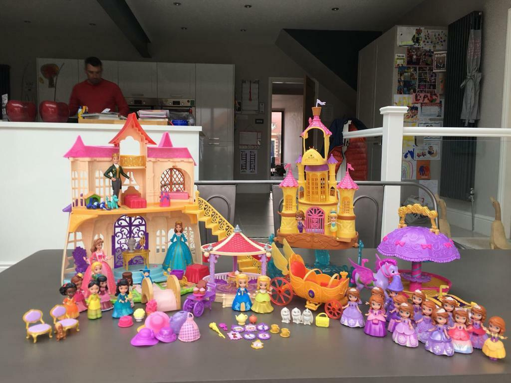 Absolute bargain princess Sofia various items for sale