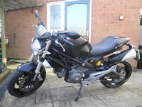 2012 Ducati Monster 696 low milage