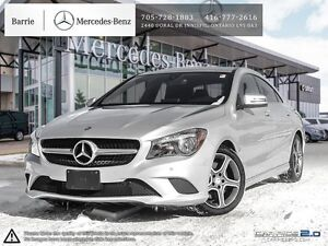 2015 Mercedes-Benz CLA-Class CLA250!! CPO!! Finance Rates as Low