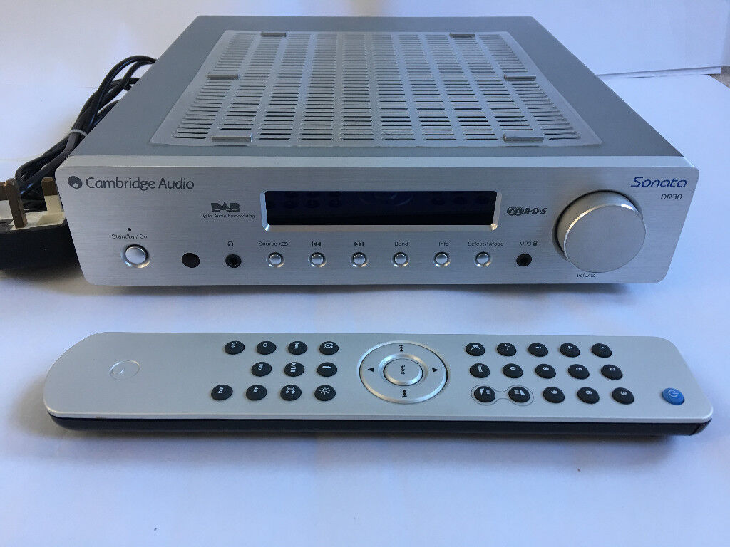 Cambridge Audio Sonata DR30 DAB Stereo Receiver Amplifier (Spares ...