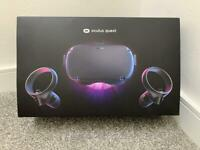 Oculus Quest 128gb BARELY USED