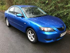 2006 Mazda 3 TS2 Saloon 1.6 Diesel - STARTS & DRIVES - SPARES OR REPAIRS