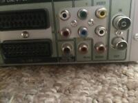 Sony DVD/video recorder.
