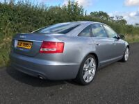 2008 Audi A6 S-Line Le Mans Edition 2.7 TDI * 1 Previous Owner*