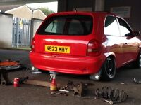 Corsa b breaking - all body panels available