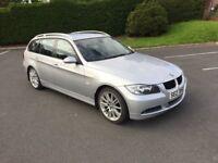 08 BMW 320 i LONG MOT 75K FSH