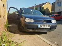BREAKING VW GOLF 4 ESTATE TDI AUTO