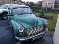 1970 Morris 1000 *full years mot*