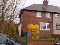 A lovely 2 bedroom semi detached property