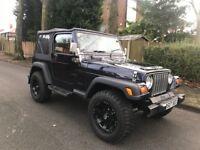 Jeep wrangler 12 Months mot Full History hpi clear