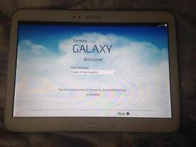 Samsung Tab 3 10.1 4G and WiFi Tablet With case