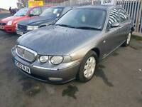 ROVER 75 1.8 PETROL LOW MILES IN EXCELLENT CONDITION LONG MOT £375