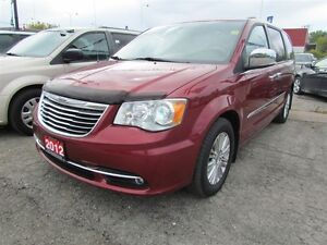 2012 Chrysler Town & Country Limited   NAV   CAM   LEATHER   ROO London Ontario image 3