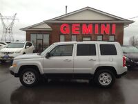 2012 Jeep Patriot Sport North Edition U-connect Bluetooth!