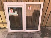 BRAND NEW X2 Triple glazed windows and pvc door