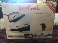 Brand new Tefal Fasteo steam generator iron