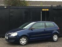 ★ 2006 VOLKSWAGEN POLO 1.2 + ONLY 57K MILES + IDEAL FIRST CAR ★
