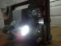 Retro vintage projector /table lamp